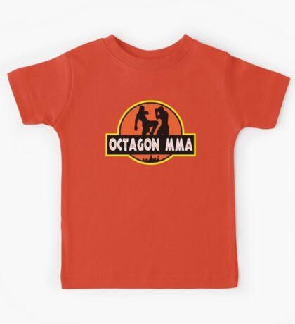 Octagon MMA Jurassic Fighting Kids Tee