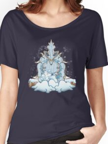 Wolf God Tiki Women's Relaxed Fit T-Shirt