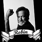 Robin Williams by phoenix529