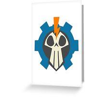 "Wildstar ""Exile"" Logo Greeting Card"