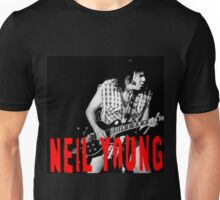 the best style musician tour neil young Unisex T-Shirt