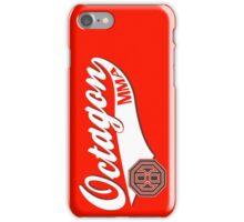 Octagon Baseball Logo iPhone Case/Skin