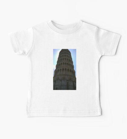 Pisa's tower Baby Tee