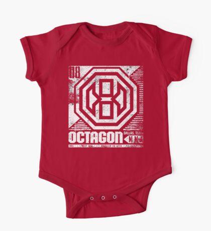 Octagon MMA Press Logo One Piece - Short Sleeve
