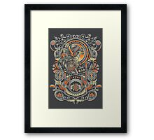 Mystical Interlude Framed Print