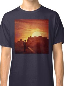 sunset mystery Classic T-Shirt
