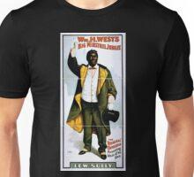 Performing Arts Posters Wm H Wests Big Minstrel Jubilee 1872 Unisex T-Shirt