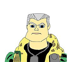 Major Chip Hazard(Small Soldiers) Photographic Print