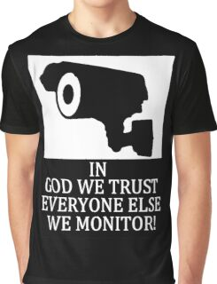 IN GOD WE TRUST Graphic T-Shirt