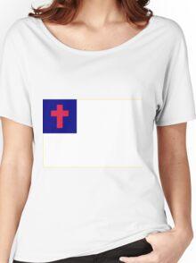 Christian Flag Women's Relaxed Fit T-Shirt