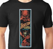 Performing Arts Posters Thurston the great magician the wonder show of the universe 1638 Unisex T-Shirt