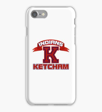 Ketcham Indians iPhone Case/Skin