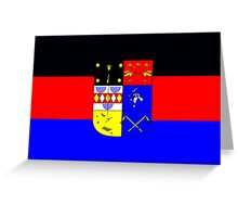 Coat Of Arms Greeting Card