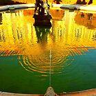 QueLuz. Palace gardens. by terezadelpilar ~ art & architecture