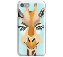 The Flirt iPhone Case/Skin