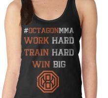 Octagon MMA Hashtag Logo Women's Tank Top