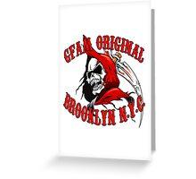 GFAM OG GAMING SHIRT Greeting Card