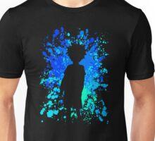 Killua Paint Splatter Anime Manga Shirt Unisex T-Shirt