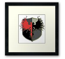 GUARDIAN OF THE REPOSITORY 33 Framed Print