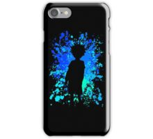 Killua Paint Splatter Anime Manga Shirt iPhone Case/Skin