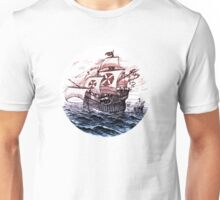 Columbus Caravel Unisex T-Shirt