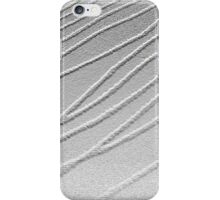Relief - Silver Jeans iPhone Case/Skin