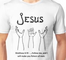 Jesus - Fisher of Men Unisex T-Shirt