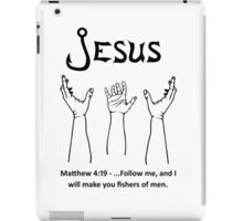 Jesus - Fisher of Men iPad Case/Skin