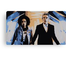 Bill and 12 Canvas Print