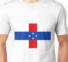 Dutch Caribbean Flag Unisex T-Shirt
