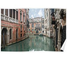Venice Canal Poster