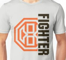 Octagon MMA Fighter Logo Unisex T-Shirt