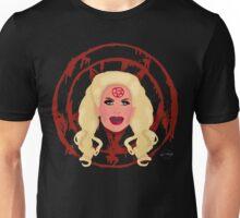 Katya Zamolodchikova Pentagram Unisex T-Shirt