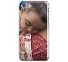 sound asleep iPhone Case/Skin