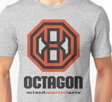 Octagon MMA Original Logo Unisex T-Shirt