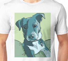 Blue Dog Unisex T-Shirt