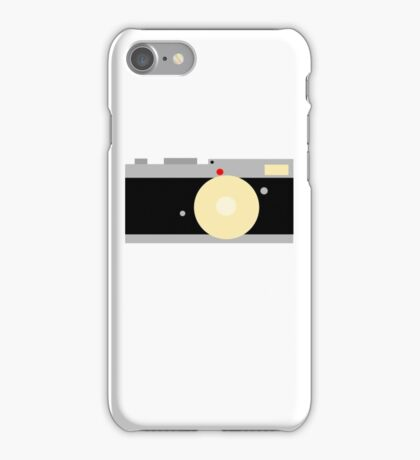 Camera Art iPhone Case/Skin