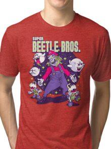 Super Beetle Bros. Tri-blend T-Shirt