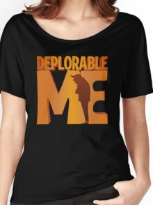Deplorable Me Women's Relaxed Fit T-Shirt