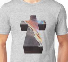 JUSTICE - WOMAN CROSS Unisex T-Shirt