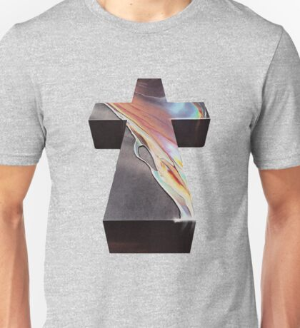 JUSTICE - WOMAN CROSS Unisex T-Shirt