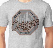 Octagon MMA Skyline Logo Unisex T-Shirt