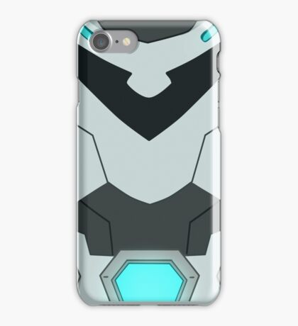 Paladin Armour - BLACK iPhone Case/Skin