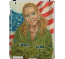 Lady Service iPad Case/Skin