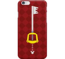 Kingdom Hearts Keyblade iPhone Case/Skin