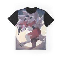 Midnight Form Graphic T-Shirt