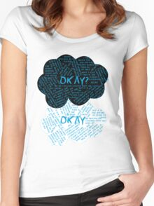 The Fault In Our Stars Women's Fitted Scoop T-Shirt