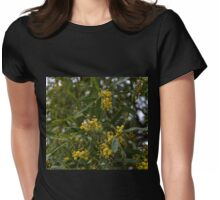 Mimosa Blooming Lovely Womens Fitted T-Shirt