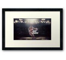 Chris Paul  Framed Print