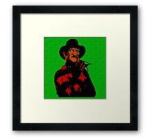 Freddy Framed Print